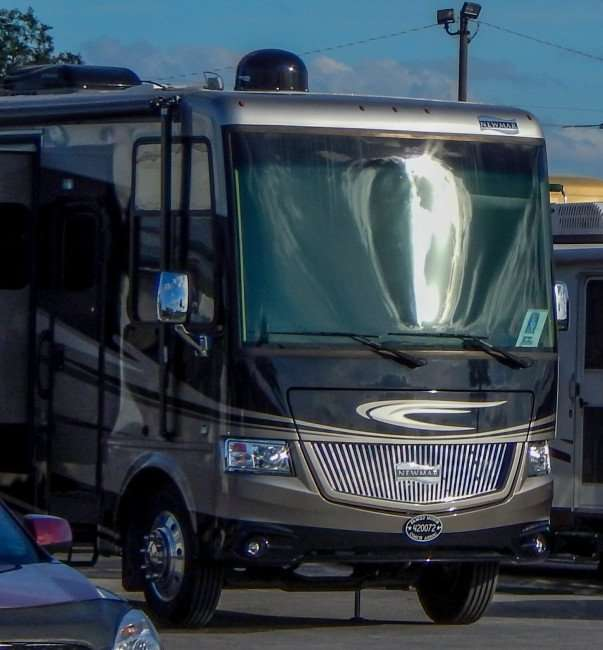 Newmar RV from Familiy Motor Coach Association at RV SuperShow 2015, Tampa, Florida/ 2015 photonews247.com