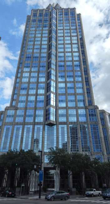JAN 14, 2015 - Sun Trust Skyscraper Downtown Tampa, FL/photonews247.com