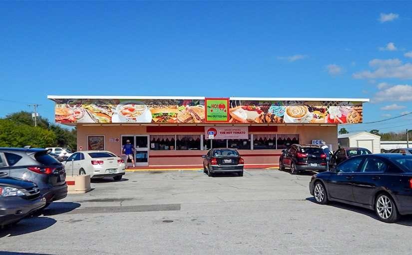 The Hot Tomato Bakery-GREAT FOOD-Market Grand Opening 2015 Ruksin, FLorida