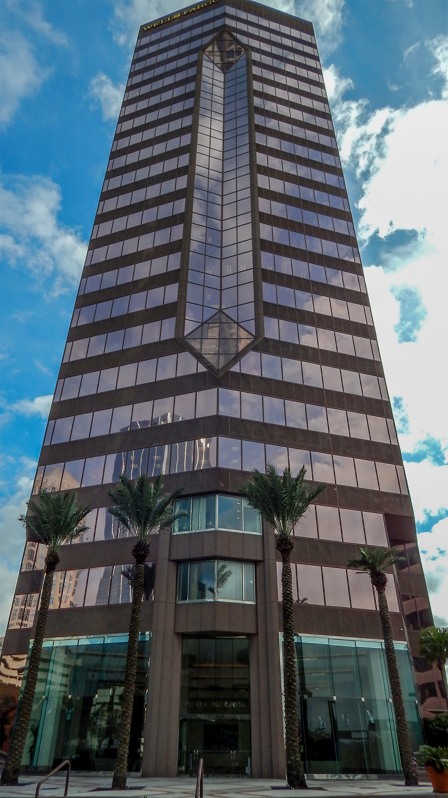 Wells Fargo Center Downtown Tampa Photo News 247