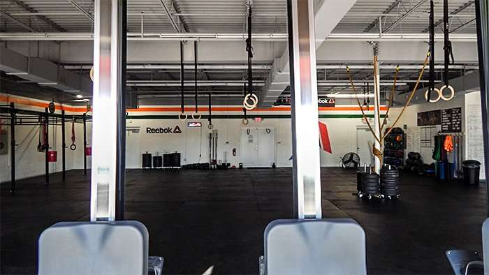 CrossFit Apogee training facility on Big Bend, Gibsonton, FL