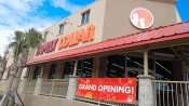 March 6 2015: Grand Opening Family Dollar US 41 in Ruskin, FL