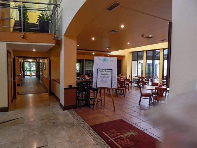 New Palm Court Restaurant at Kings Point South Club, Sun City Center/photonews247.com