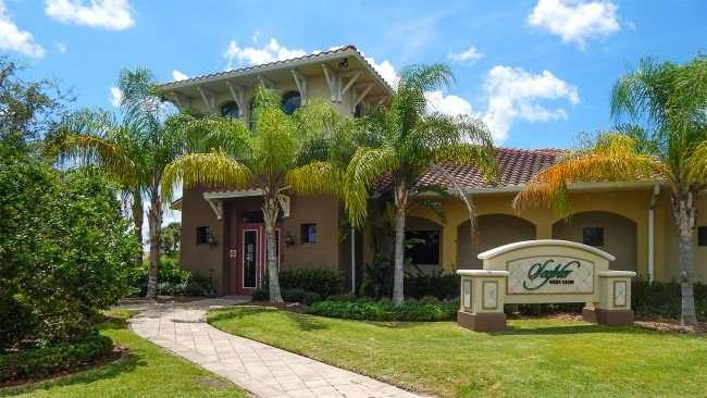 Scepter Golf Club building in Kings Point, Sun City Center, FL/photonews247.com