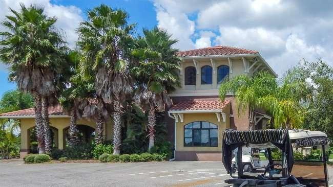 Scepter Golf Club building in Kings Point, Sun City Center, Florida/photonews247.com