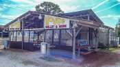 The Fish House Seafood roadside fish fry shack in Ruskin, FL