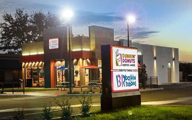 NOV 8, 2015 - Dunkin' Donuts Baskin Robbins Ruskin, FL/photonews247.com