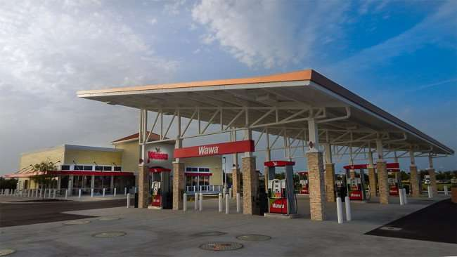 June 30, 2015 - Wawa opening July 9 2015 on Summerfield Crossing Blve and US Hwy 301, Riverview SouthShore, FL