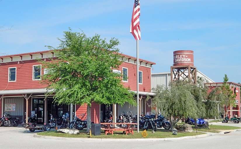 Old Town Harley Davidson, Brandon, FL