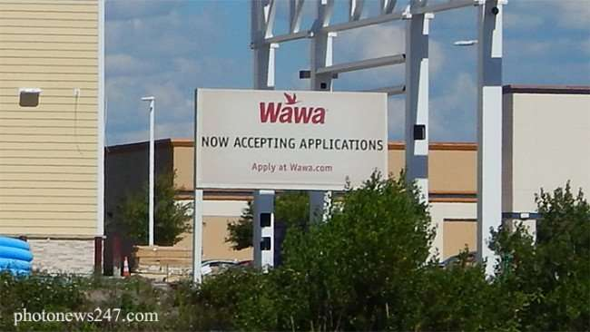 MAY 3, 2015: Wawa Now Accepting Applications at US 301 and Summerfield Crossing Blvd, Riverview, FL
