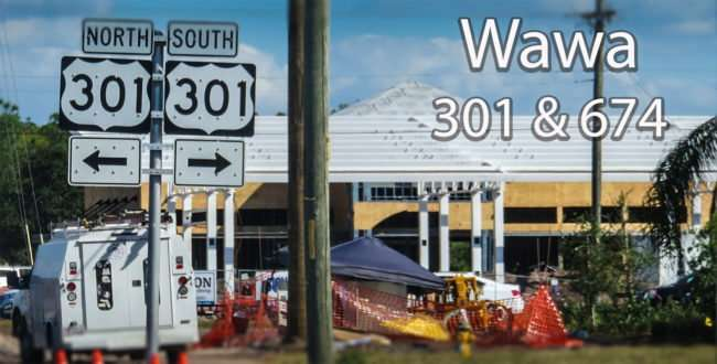 11.05.2016 - Wawa construction Wimauma, 674 and 301, South Shore, FL./photonews247.com