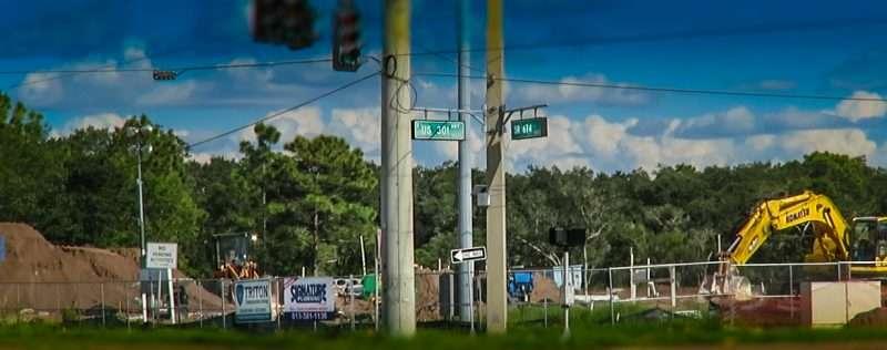 Sep 10, 2016 - Wawa construction at 301 & 674, Wimauma, SouthShore, FL/photonews247.com