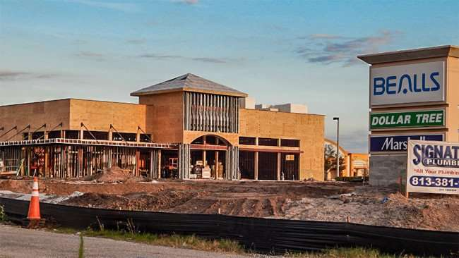 MARCH 3, 2015 - Wawa construction site at Summerfield Crossing Blvd and US 301, Riverview, FL
