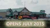 April 28, 2015 - Bass Pro Shops opening July 2015 in Brandon, FL