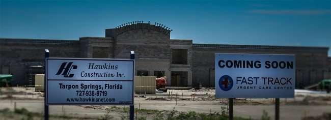 April 10, 2016 - Hawkins Construction building Publix, Riverview, FL/photonews247.com