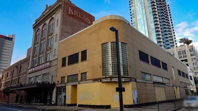 JULY 26, 2015 - Historic Newberry, Kress and Woolworth before renovation in Tampa, FL/photonews247.com