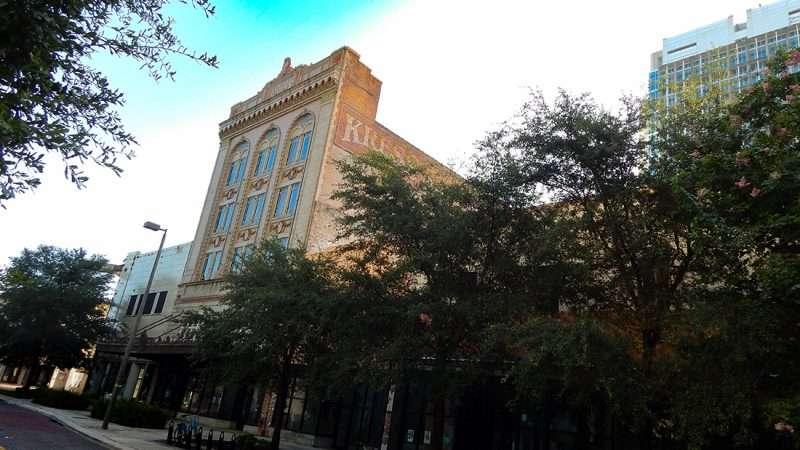 Kress Restaurant Downtown Orlando