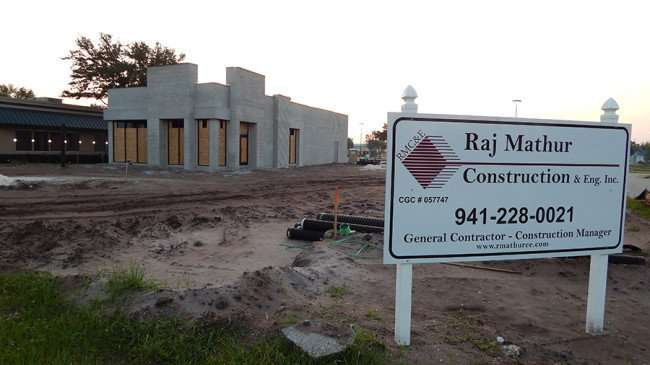 MAY 23, 2015 - Raj Mathur Construction in Ruskin-Sun City Center, FL