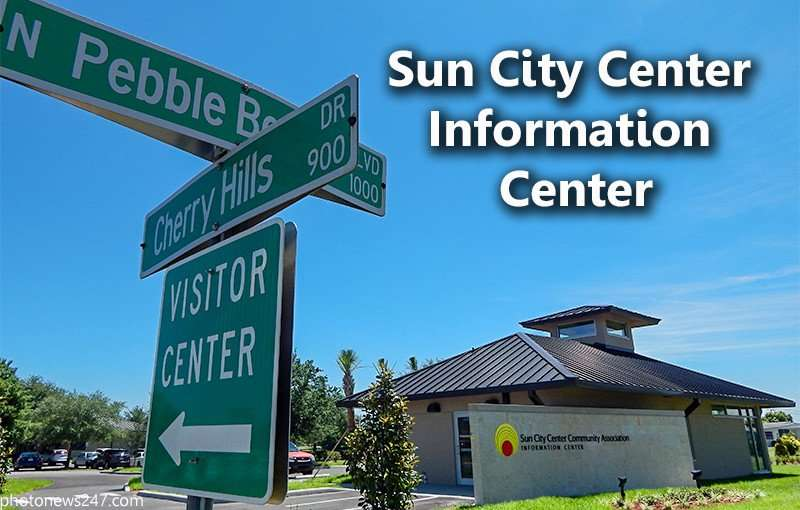 New Sun City Center Information Center on Cherry Hills Drive