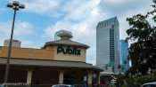 Publix Grocery Store in Downtown, Tampa, FL