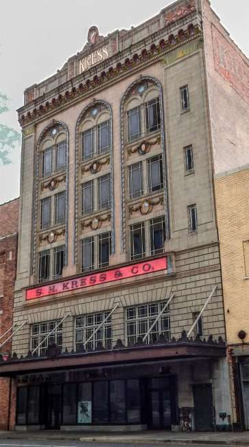 APRIL 20, 2015 - S. H. Kress & Co building on Franklin St, Tampa, FL/photonews247.com