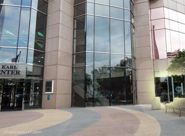APR 27, 2015 - SOBIKS restaurant cafe in Hillsborough County Center building on Kennedy Blvd, Downtown Tampa, FL/photonews247.com