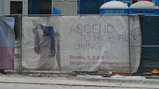 April 19, 2015 - Skyhouse Channelside features studio, one, two, three bedroom apartments