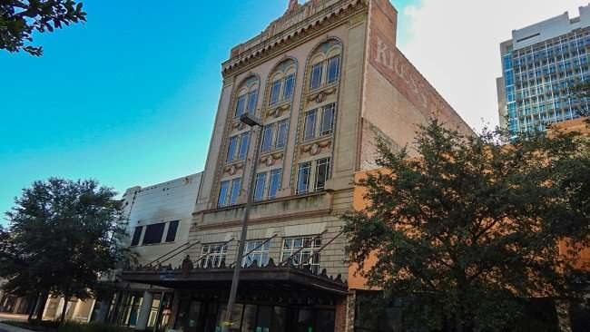 JULY 26, 2015 - View of Kress building from Franklin St, downtown, FL/photonews247.com