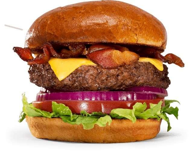 bacon cheesy-burger Burger 21