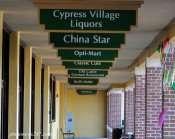 China Star between Cypress Village Liquors and Opti-Mart