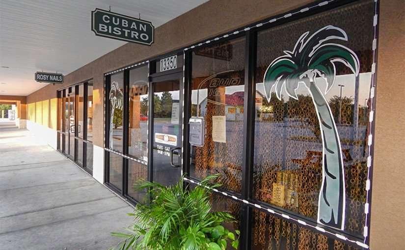 Little Habana Cuban Bistro Restaurant in Riverview, Florida