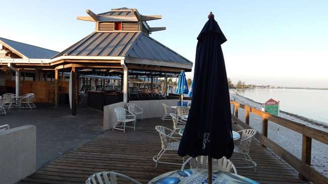 MAY 10, 2015: Construction continues at Sunset Grille in Little Harbor, Ruskin South Shore, FL / Photo News 247