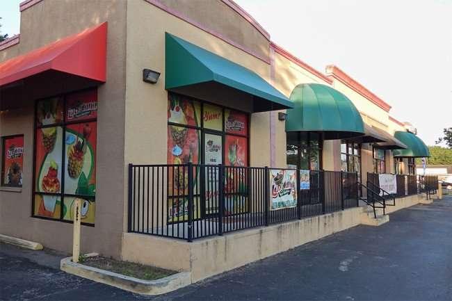 MAY 12, 2015 - La Botana - Antojos Agridulces,11130 US Highway 41 South, Suite 101, Gibsonton, Florida, 813-671-3469