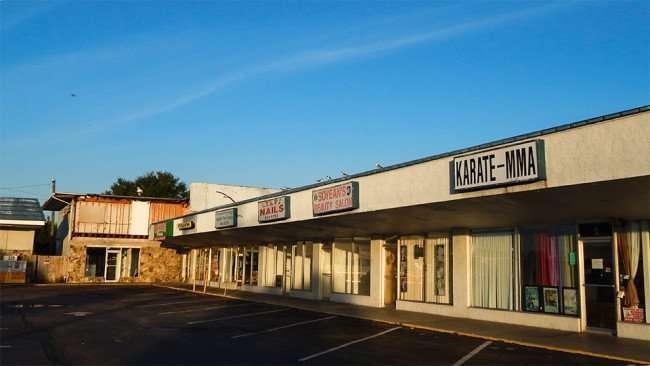 MAY 13, 2015 - Karate MMA in Apollo Beach Shopping Center