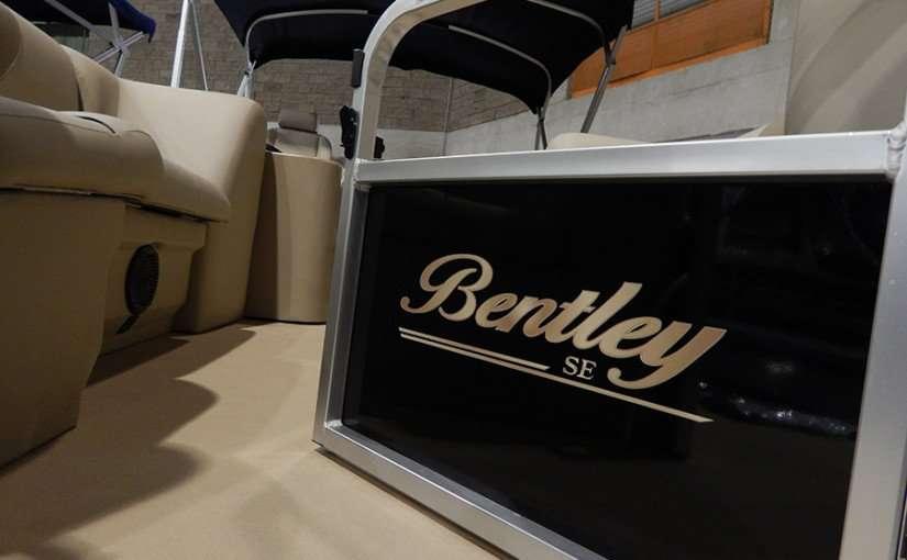 MAY 17, 2015 - Bentley SE boat at Tampa Bay Boat Show 2015