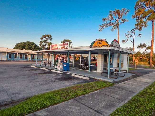 MAY 17, 2015 - Marian's Submarine Sandwich Shop, College Ave and US-41, Ruskin South Shore, FL