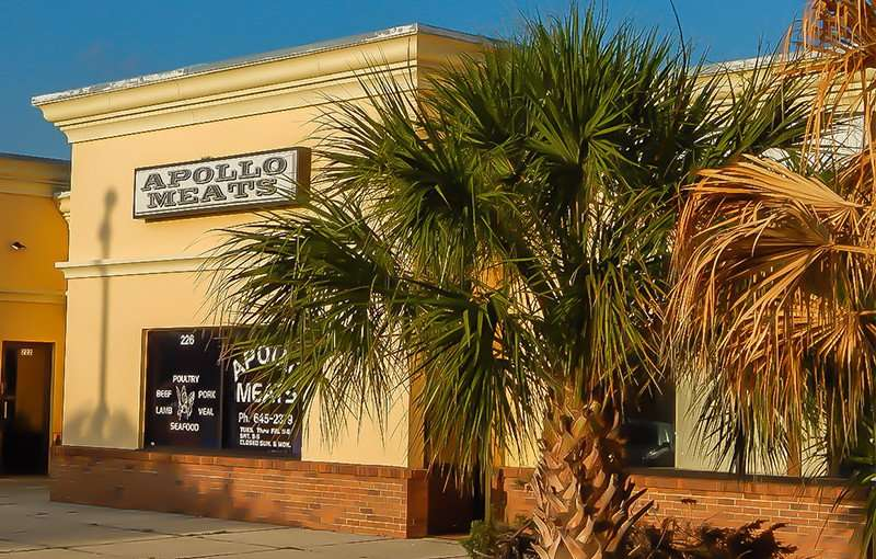 MAY 22, 2015 - Apollo Meats receives multiple 5-star ratings in Apollo Beach, Florida