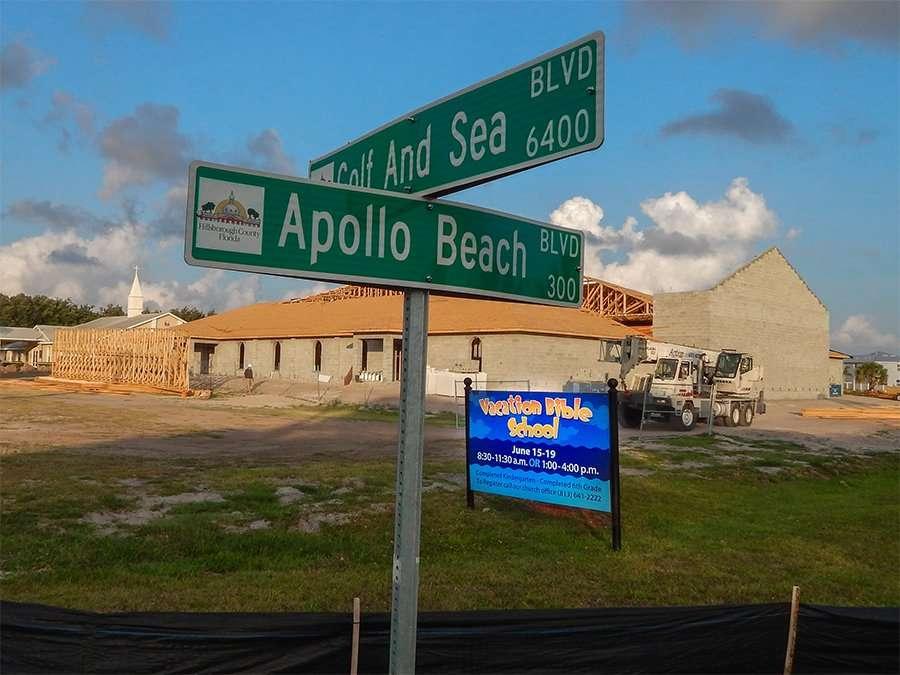 Golf And Sea Blvd Apollo Beach Fl