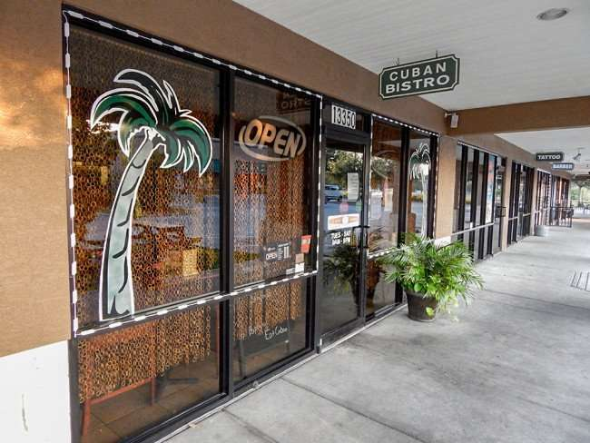 MAY 23, 2015 - Little Habana Cuban Bistro and Cafe for authentic Cuban, Riverview, FL