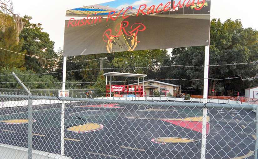 MAY 25, 2015 - Ruskin RC Raceway for radio controlled racing in Ruskin South Shore, FL 16-10