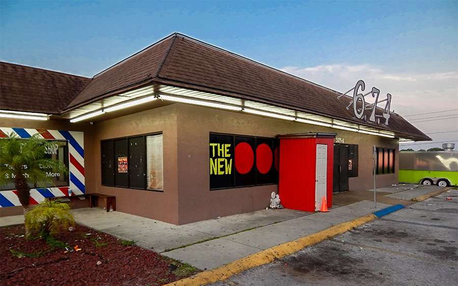 MAY 25, 2015 - The New 674 Night Club, SR 674, Wimauma, FL