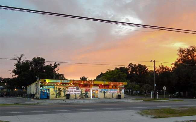 MAY 26, 2015 - Sunrise at El Rancho Mexicano (AKA Cubano Loco), Wimauma, FL