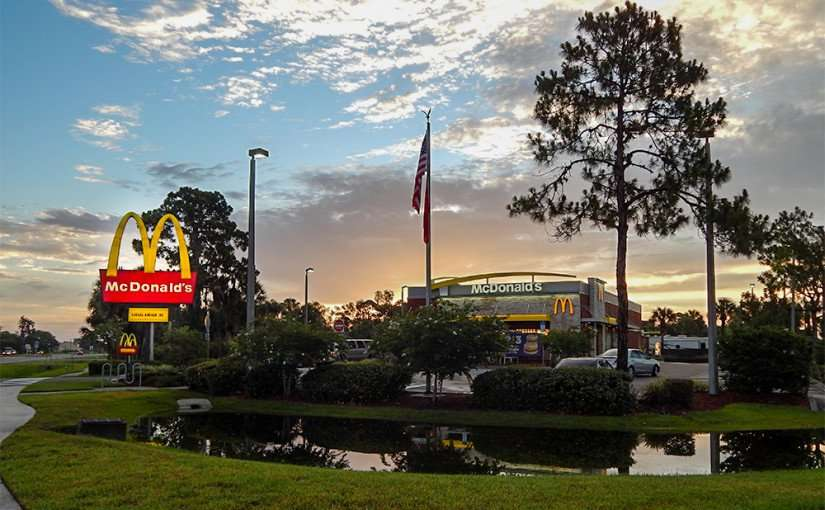 MAY 27, 2015 - McDonalds on 19th and US 41, Ruskin, FL