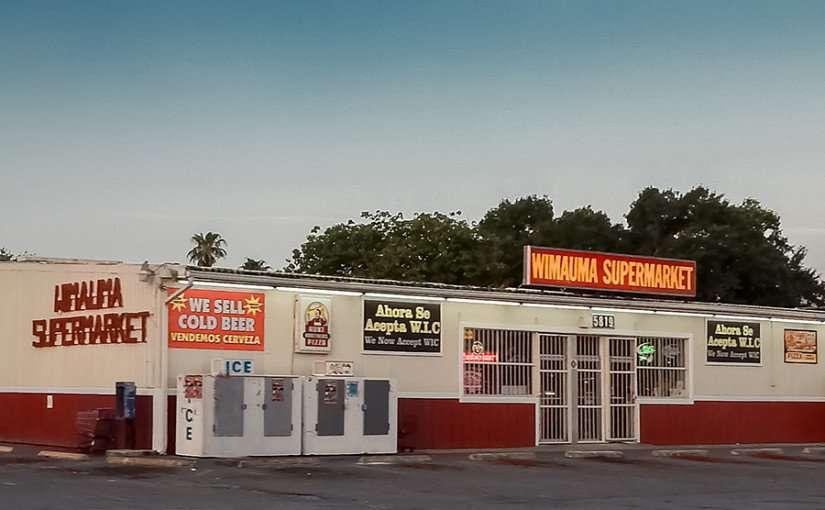 May 24, 2015 - Wimauma Supermarket 8519 SR 674, Wimauma, FL