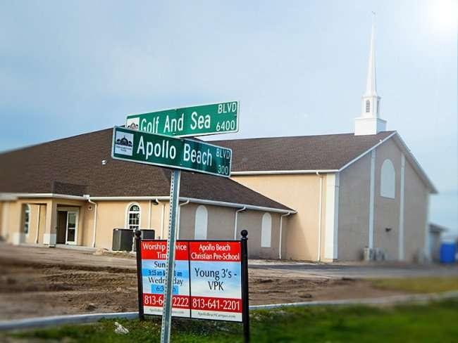 NOV 14, 2015 - Multi-Purpose Center at Bell Shoals Baptist Church Apollo Beach/photonews247.com