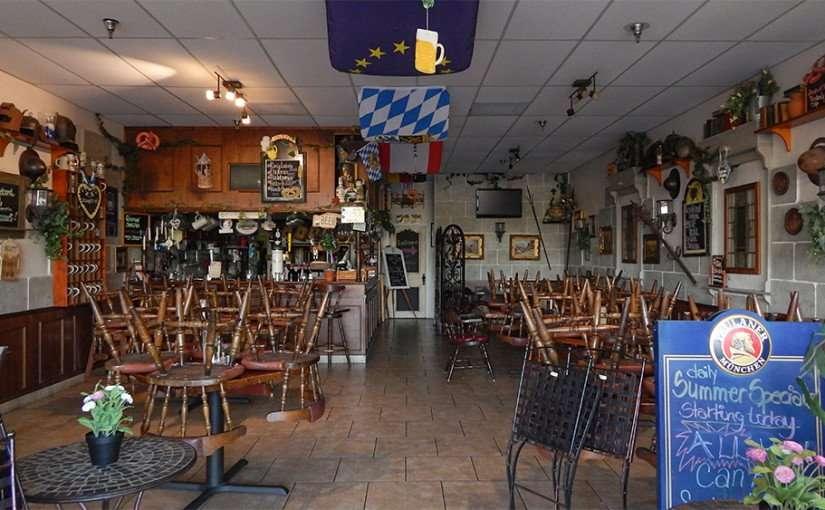 Old Style German decorations in restaurant in Sun City Center-Ruskin, FL