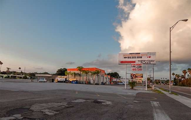Thrift Way Plaza on US-41, Ruskin South Shore, FL