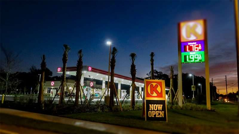 Jan 16, 2016 - Circle K Gas Station opens on Bloomingdale Ave and Watson Rd, Riverview, FL/photonews247.com