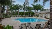JUNE 12, 2015 - New pool at Verona Renaissance, Sun City Center, FL