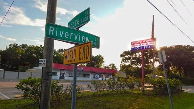 June 10, 2015 - Riverview Memorial VFW POST 8180 on Riverview Drive Riverview, FL